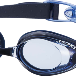 [SWANS] Adults Fitness Butterfly Buckle Strap Swimming Goggle SWB-1 (Made in Japan)