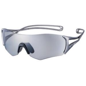 [SWANS] Unisex Sunglasses Polarized Lens ENOX Eight EN8-0051 SIL (Made in Japan)