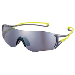 [SWANS] Unisex Sunglasses Mirror Lens ENOX Eight EN-0701 LMSIL (Made in Japan)