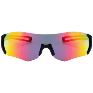 [SWANS] Unisex Sunglasses Mirror Lens ENOX Eight EN8-1701 MBK (Made in Japan)