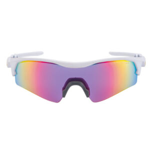 [SWANS] Unisex Sunglasses Ultra Mirror Lens FACE ONE FO-3516 MAW (Made in Japan)