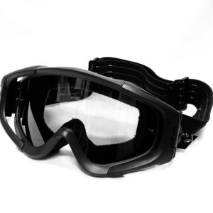 [SWANS] Adults MX-TALON-M Dirt Motocross Goggles Mirror Type (Made in Japan)