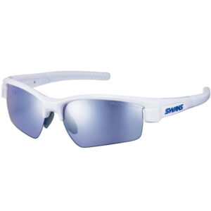 [SWANS] Unisex Sunglasses Ultra Ice Blue Mirror Lens LI SIN-0714 PAW (Made in Japan)