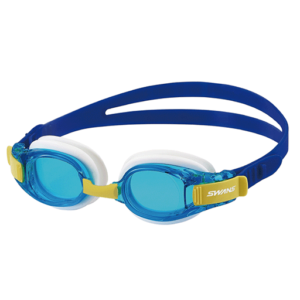 [SWANS] Kids/Junior Easy Adjustable Side Buckle Swimming Goggle SJ-8 (Made in Japan)