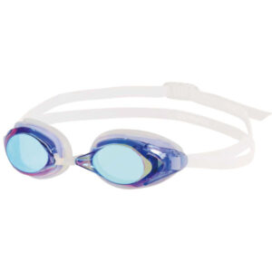 [SWANS] Adults Racing Fina Approved Mirror Swimming Goggle SR-2M (Made in Japan)
