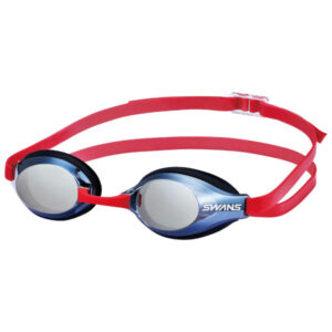 [SWANS] Adult Racing Fina Approved Mirror Swimming Goggle SR-3M (Made in Japan)