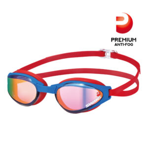 [SWANS] Adults Racing/Outdoor Mirror MIT Swimming Goggle SR-81MMIT PAF (Made in Japan)