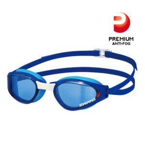 [SWANS] Adults Racing/Outdoor Swimming Goggle SR-81N PAF (Made in Japan)