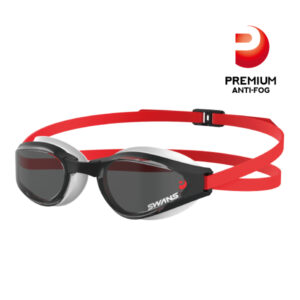 [SWANS] Adults Racing/Outdoor Polarized Swimming Goggle SR-81P PAF (Made in Japan)