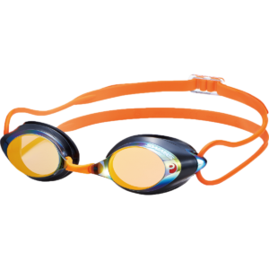 [SWANS] Adults/Junior Racing Customised Optic Swimming Goggle SRXCLM (Made in Japan)