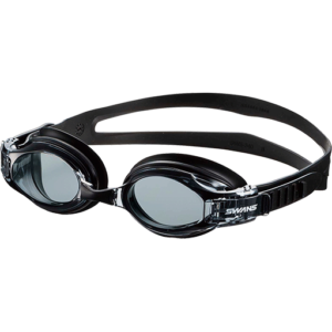 [SWANS] Adults Fitness Easy Adjustable Side Buckle Swimming Goggle SW-34 (Made in Japan)
